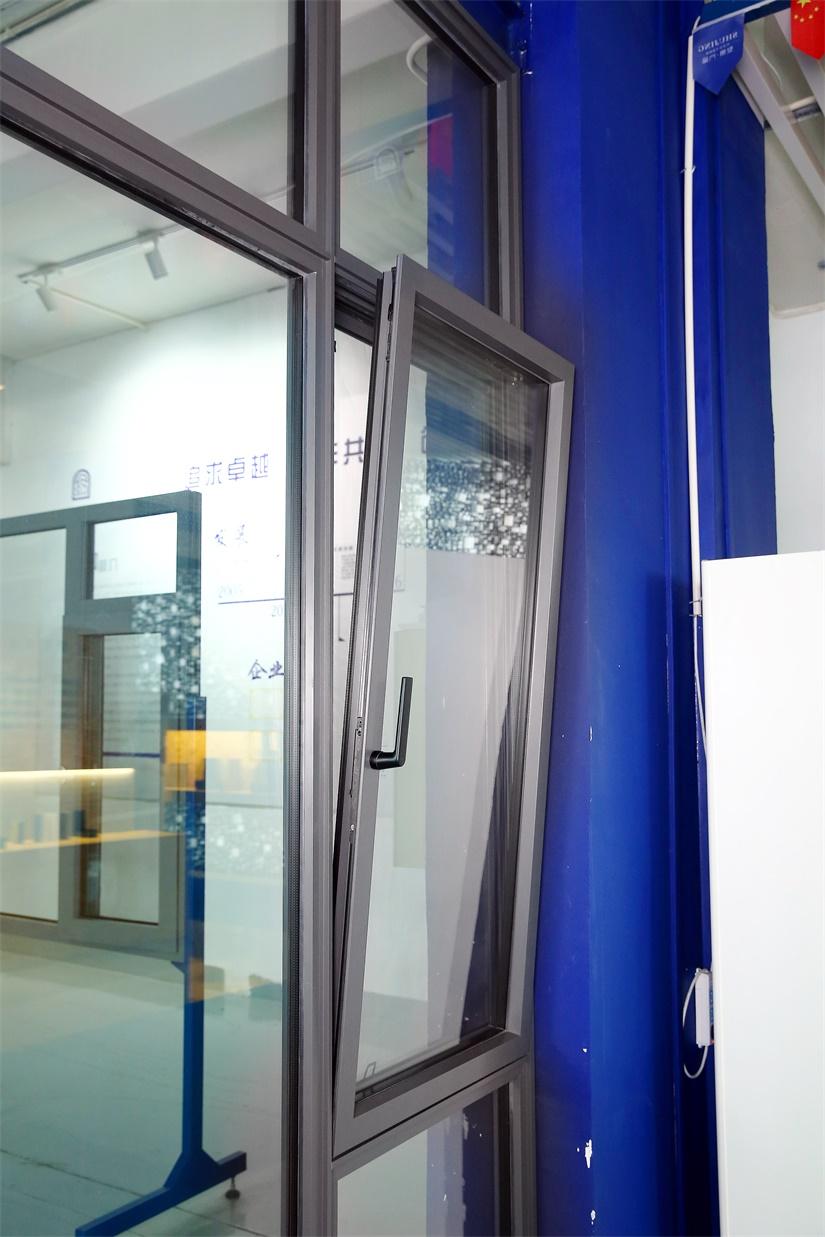 SJ-78简约系列断桥铝合金内开系统窗