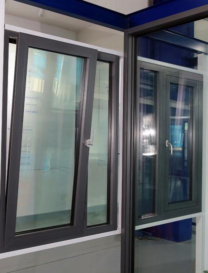 78精品系列断桥铝合金系统内开内倒窗