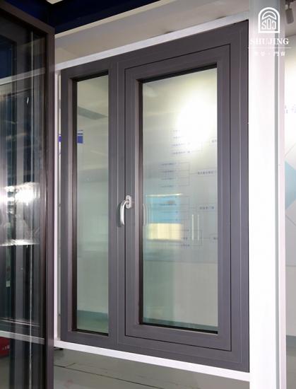 78精品系列断桥铝合金系统外开窗