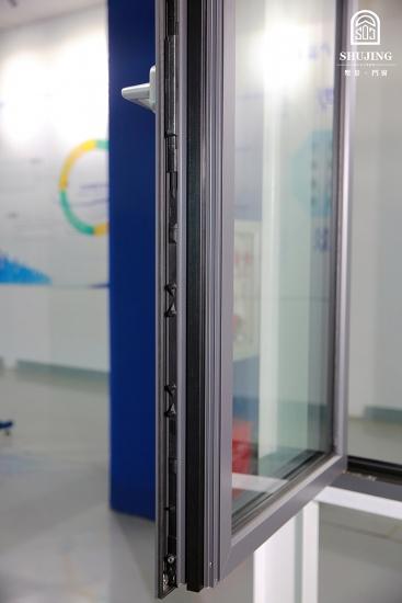 SJ-78精品系列断桥铝合金内开系统窗