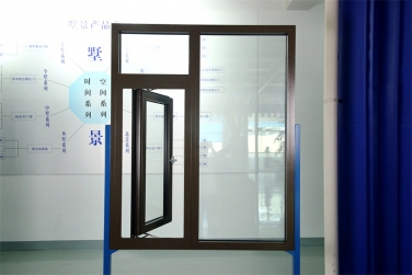 SJ-65系列断桥铝合金外开系统窗