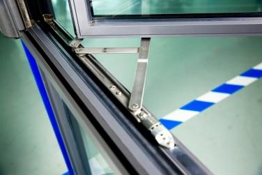 SJ-78简约系列断桥铝合金外开系统窗